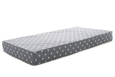 Milliard Premium Memory Foam Hypoallergenic Toddler Bed and Next Stage Baby Crib