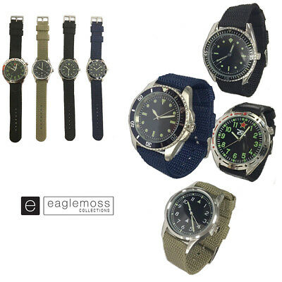 Military Style Watches Quartz Army  US GERMAN RUSSIAN 60's 70's Tank Wrist Watch