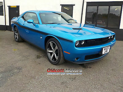 2016 Dodge Challenger Rt 5.7 Litre V8 Auto, 1 Owner, 4,000 Miles From New