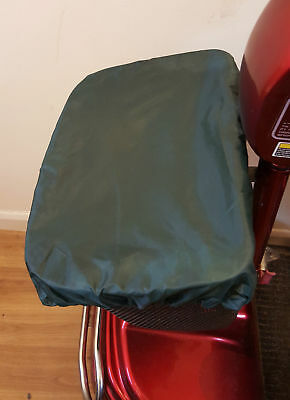 Mobility Scooter Basket Cover Deluxe