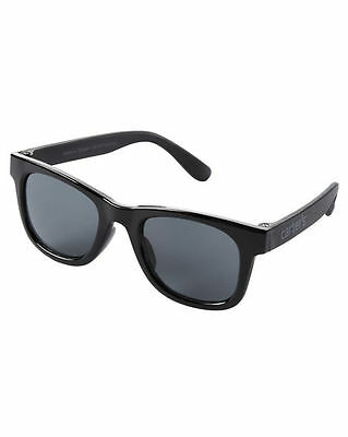 New Carter's Sunglasses Black Wayfarer size infant 0 - 24m 0 - 2 year Boy NWT