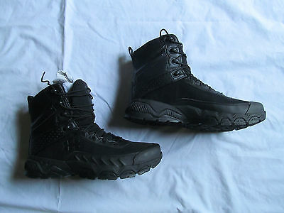 Under Armour Valsetz  2.0 1296756 Tactical man black boots  BRAND NEW
