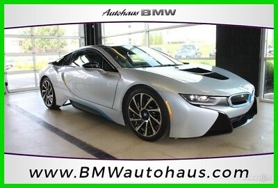 2015 BMW i8  2015 Used Certified Turbo 1.5L I3 12V Automatic AWD Coupe Premium