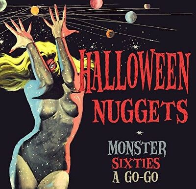 Various Artists - Halloween Nuggets Monster Sixties a Go / Various [New CD]