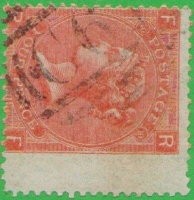 GB Used Abroad in SAN JUAN PORTO RICO (Puerto Rico) C61 4d. pl.10. Excellent!