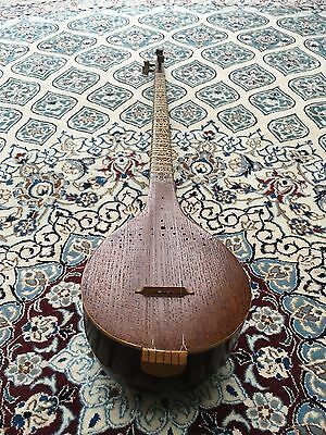Beautiful Antique Setar Persian Instrument Special Edition concert Sitar Sehtar