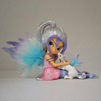 Etheral Grace Fairy and Unicorn Enchanting Companion - Jasmine Becket-Griffith