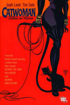 Catwoman When In Rome TP, Loeb, Jeph