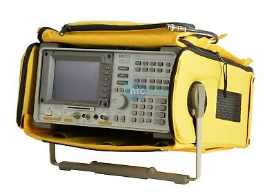HP Agilent Keysight 8591C Cable TV Analyzer 1 MHz-1.8 GHz Op 001 004 023 101 102