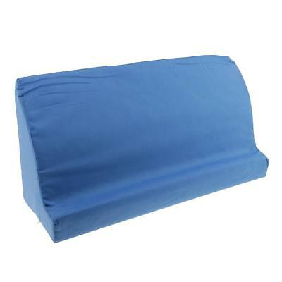 """20"""" Foam Bed Wedge Acid Reflux Pillow Elevation Cushion w/ Washable Cover"""