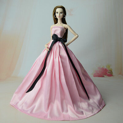 Fashion Royalty Princess Dress/Clothes/Gown For Barbie Doll S546U