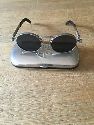 Most Wanted Vintage Jean Paul Gaultier Sunglasses 56-8171 Silber selten