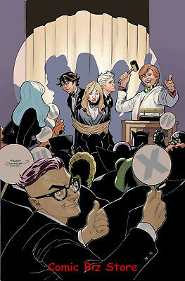 Generation X #6 (2017) 1St Printing Bagged & Boarded Marvel Comics