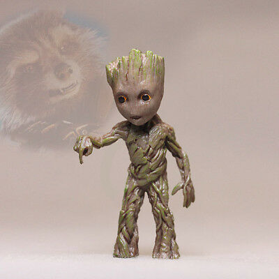 Don't Push Bomb Button Baby Groot Guardians of the Galaxy vol.2 Figur Figuren