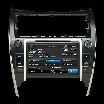 2012~2013~Toyota Camry~Advent~OTOCAM3 OE~Styled Multimedia & Navigation Radio!!!