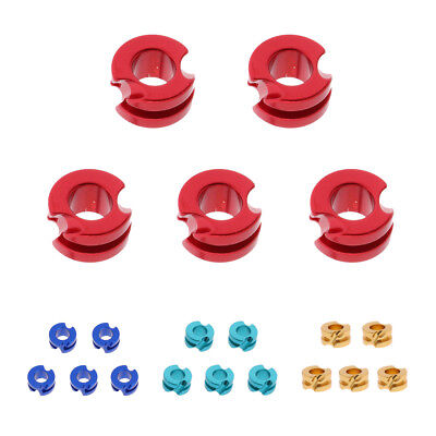 """5pcs Hunter Target Hunting Peep Sight 3/16"""" For Compound Bow Archery"""