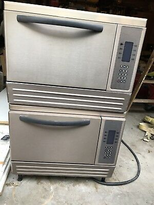2014 & 2009 TURBOCHEF Tornado NGC High Speed Rapid Cook Oven. WORKS GREAT!!