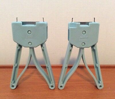 2 PC AMP 821566-1 68 POS and AMP 821590-1 84 POS  Extraction Tool PLCC