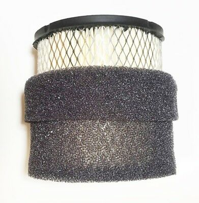 Intake Air Filter Paper Cleaner Element Replaces Solberg 18P & Grainger 1R417