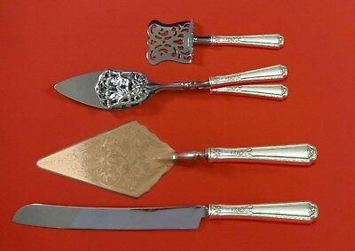 Louis XIV by Towle Sterling Silver Dessert Serving Set 4pc Custom Made