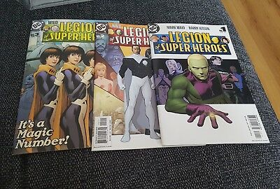Legion of superheroes 1-3 nm
