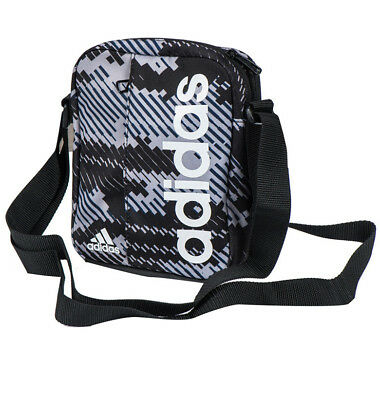 Adidas Linear Performance Organizer Bag (BR5106) Messenger Shoulder Bag  Pouch f948ea09913ae