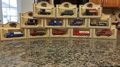 Chevron / Lledo Commemorative Models - Lot of 12