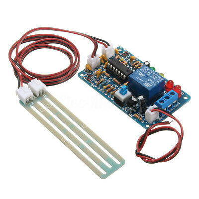 10A 5V Liquid Level Controller Water Immersion Depth Detection Sensor Module