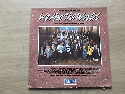We Are the World by USA for Africa (CD, Oct-1990, Mercury)