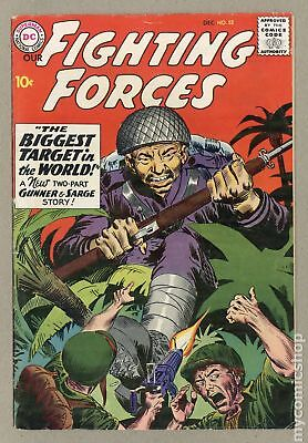 Our Fighting Forces (1954) #52 VG 4.0