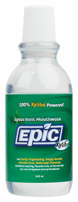 Epic Spearmint Mouthwash 475ml