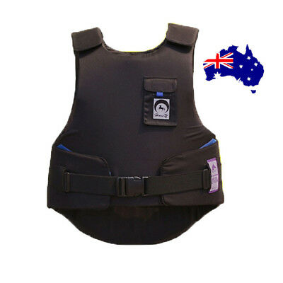 Horse Riding Body Protector Equestrian Eventer Safety Vest Adults Size ON