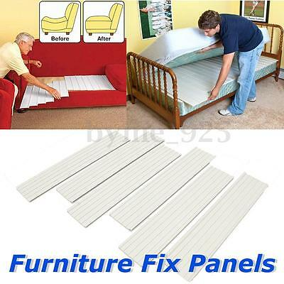 6Pcs Furniture Fix Panels for Sofa Chair Couch Cushion Support Repair Sagging