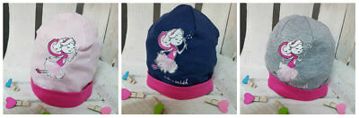 Baby Kids Girl Cute Cotton Skating Queen Cap Hat Autumn Spring