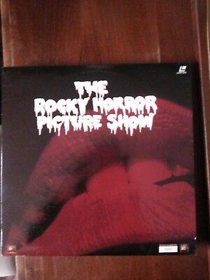 The Rocky Horror Picture Show  Laserdisc 1975 versione francese R