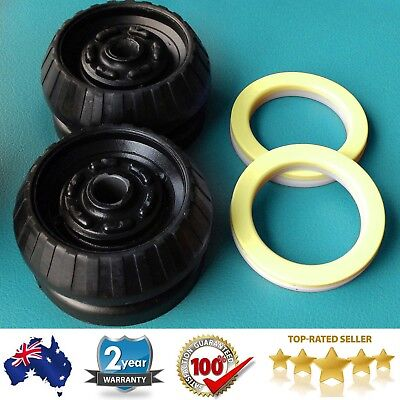 Strut Mount Bearing Bush Kit to Holden Commodore VR VS VT VU VX VY VZ Top Rubber
