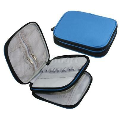 Portable Organizer Case Bag for Circular Knitting Needles Crochet Hooks Bag