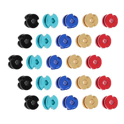 """Pack of 5 Pieces Quality Alloy Archery 1/8"""" Peep Sight Hole for Compound Bow"""