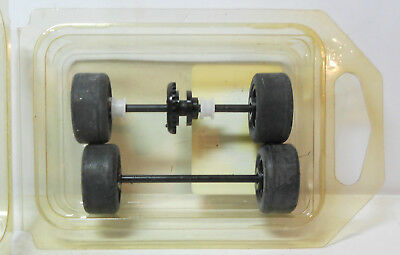 Scalextric Pit Lane Spares C8093 -PL23 Axle Assembly- Mercedes C Class & Others