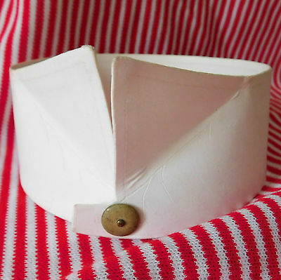 Vintage wing collar for shirt 15 1/2 Turnbull & Asser Jermyn St detachable 1930s