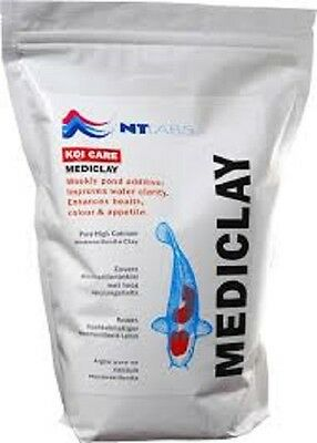 NT labs Koi Care Mediclay 1.5kg pond water purifier treats up to 270,000 litres
