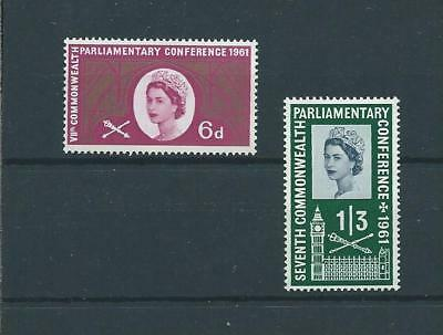 wbc. - GB - COMMEMS - 1961 - PARLIAMENTARY  CONFERENCE - UNMOUNTED  MINT SET