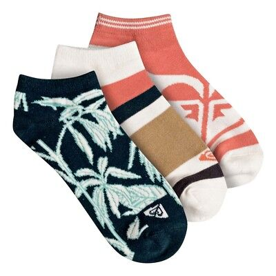 Roxy Ankle Socks One Size Reflecting Pond