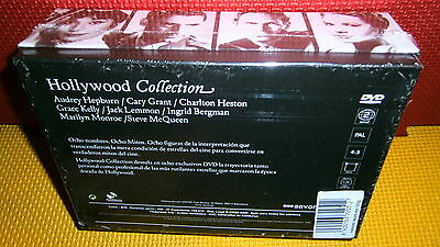 Hollywood Collection - Audrey Hepburn - Grace Kelly - Steve Mcqueen - Etc...