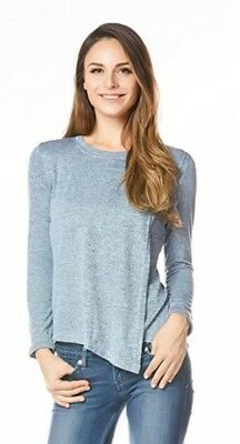 Nursing Breastfeeding Grey Knitted Jumper, UK 8 to16