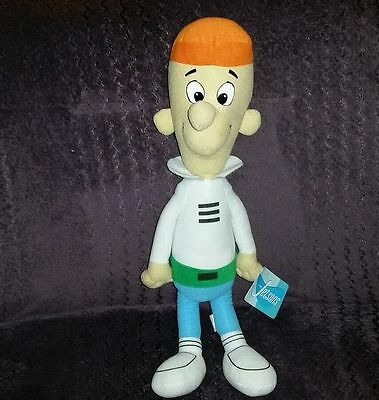 """GEORGE JETSON 18"""" Jetsons 2003 Toy Factory stuffed plush Doll Toy"""