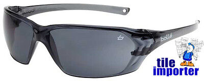 2 Pairs - Brand New Genuine BOLLE` Safety Glasses - Prism Smoke
