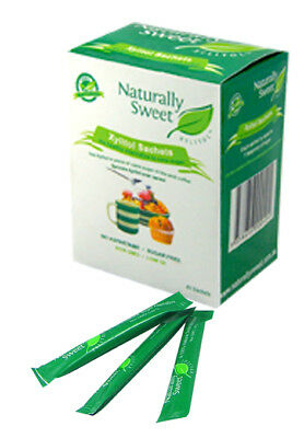 Naturally Sweet Xylitol Sachets 40ct