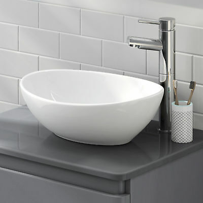 UK NEW Table Top Wash Basin Designs Small Lav Toilet Sinks