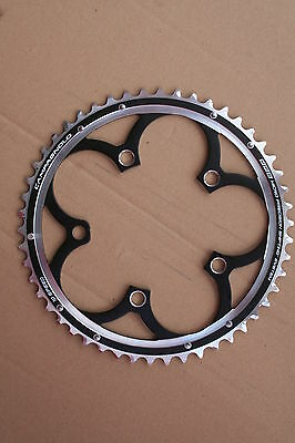 Campagnolo Centaur 10 Speed 110 BCD Alloy Chainring 50T black
